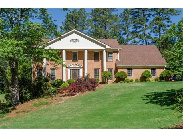 1755 Durrett Cove, Dunwoody, GA 30338 (MLS #5843834) :: North Atlanta Home Team