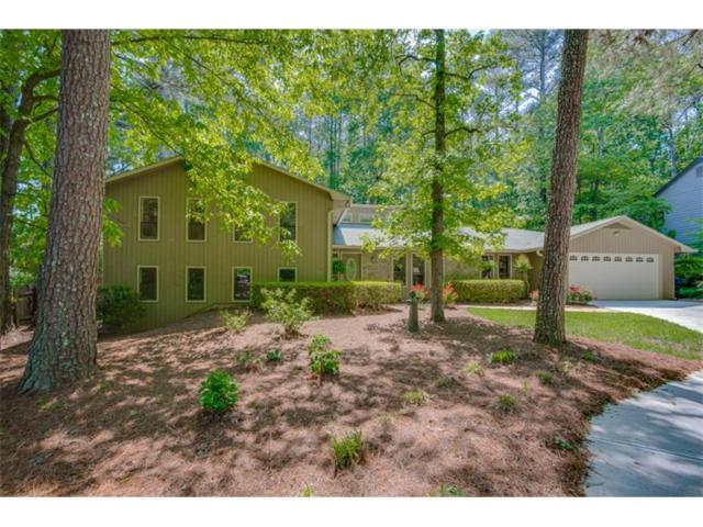 2537 Chimney Springs Drive, Marietta, GA 30062 (MLS #5843842) :: North Atlanta Home Team