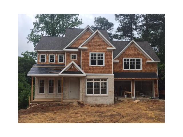 1521 Runnymeade Road, Brookhaven, GA 30319 (MLS #5844109) :: North Atlanta Home Team