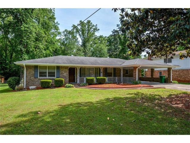 4463 Cherie Glen Trail, Stone Mountain, GA 30083 (MLS #5844364) :: North Atlanta Home Team