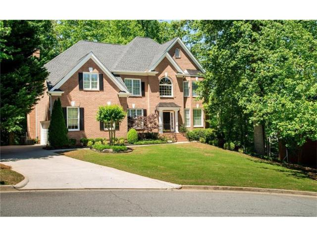 670 Copper Creek Circle, Alpharetta, GA 30004 (MLS #5844455) :: North Atlanta Home Team