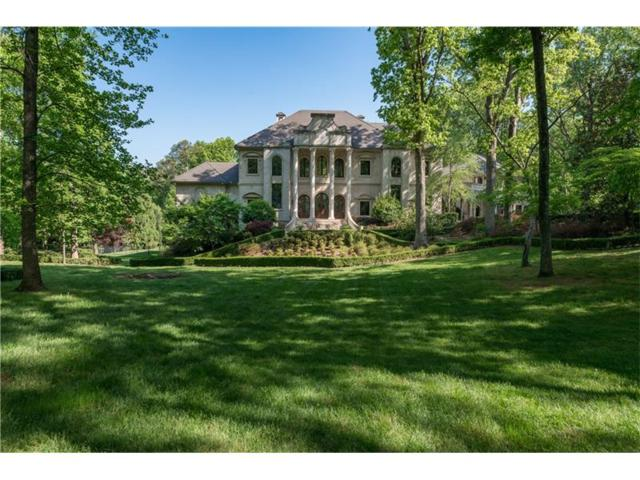 795 Highcourt Road, Atlanta, GA 30327 (MLS #5844518) :: Dillard and Company Realty Group