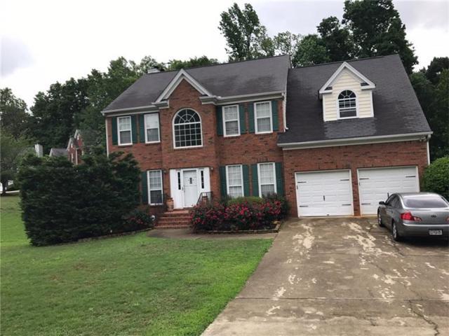1818 Beckley Place NW, Kennesaw, GA 30152 (MLS #5844718) :: North Atlanta Home Team