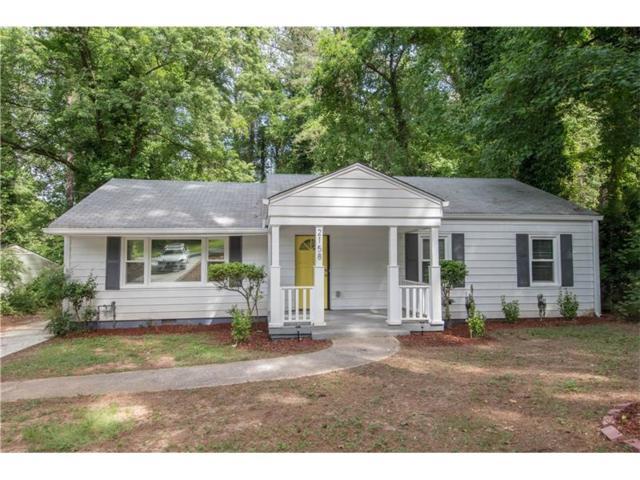 2158 Beecher Road SW, Atlanta, GA 30311 (MLS #5844889) :: North Atlanta Home Team