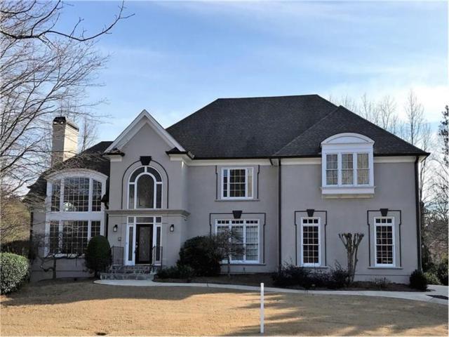 4860 Riverlake Drive, Peachtree Corners, GA 30097 (MLS #5844947) :: North Atlanta Home Team