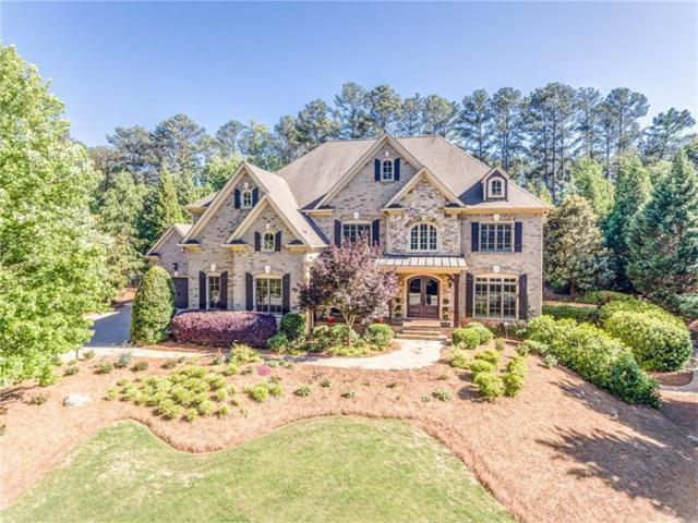 611 Glenover Drive, Milton, GA 30004 (MLS #5845074) :: North Atlanta Home Team