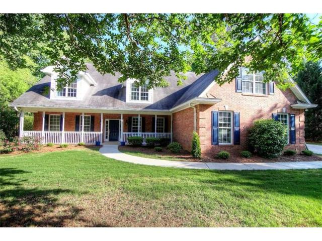 1566 Amberwood Creek Drive, Kennesaw, GA 30152 (MLS #5845384) :: North Atlanta Home Team
