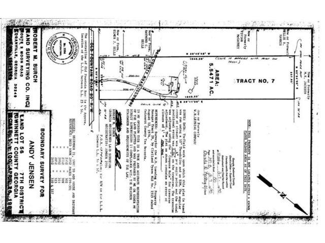 1955 Old Fountain Road, Lawrenceville, GA 30043 (MLS #5845739) :: North Atlanta Home Team