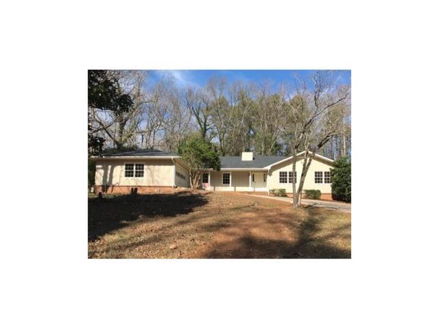 5328 Fieldgreen Drive, Stone Mountain, GA 30088 (MLS #5845895) :: North Atlanta Home Team