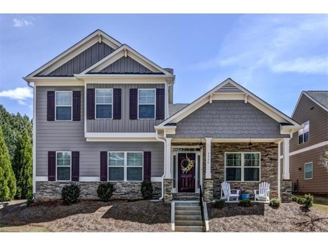 4520 Silver Pointe, Acworth, GA 30101 (MLS #5846083) :: North Atlanta Home Team