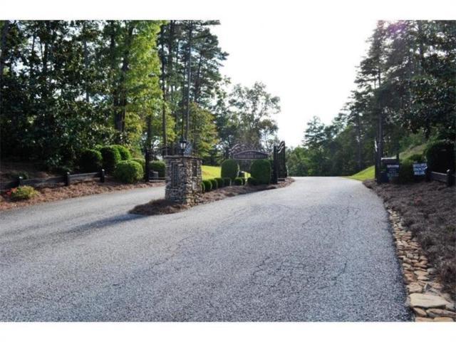 Lot 29 Pigeon Creek Drive, Dawsonville, GA 30534 (MLS #5846215) :: North Atlanta Home Team