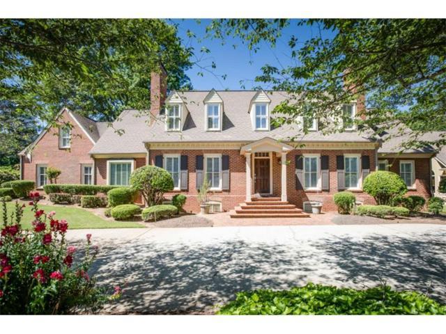 1550 Misty Oaks Drive, Atlanta, GA 30350 (MLS #5846354) :: North Atlanta Home Team