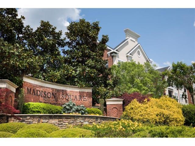 1850 Cotillion Drive #1312, Atlanta, GA 30338 (MLS #5846363) :: North Atlanta Home Team
