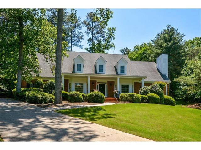 7445 Stoneykirk Close, Sandy Springs, GA 30350 (MLS #5846438) :: North Atlanta Home Team