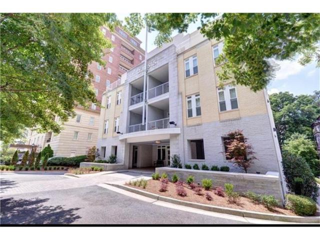 3655 Peachtree Road NE #403, Atlanta, GA 30319 (MLS #5846499) :: North Atlanta Home Team