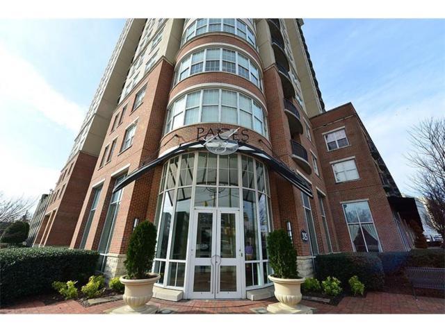 325 E Paces Ferry Road NE #606, Atlanta, GA 30305 (MLS #5846790) :: North Atlanta Home Team