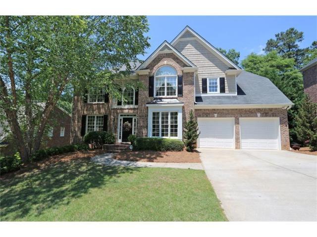 4234 Rockpoint Drive NW, Kennesaw, GA 30152 (MLS #5846843) :: North Atlanta Home Team