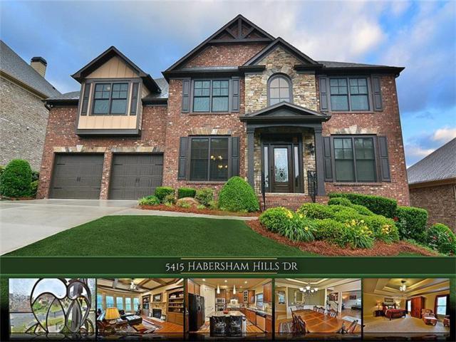 5145 Habersham Hills Drive, Suwanee, GA 30024 (MLS #5846876) :: North Atlanta Home Team