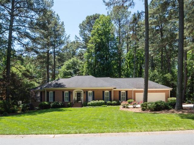 4980 Hampton Farms Drive, Marietta, GA 30068 (MLS #5846890) :: North Atlanta Home Team
