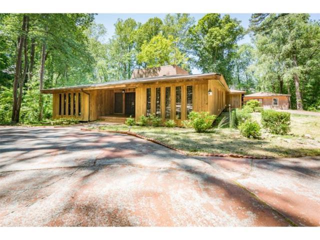 1661 Beaumont Drive, Kennesaw, GA 30152 (MLS #5846986) :: North Atlanta Home Team