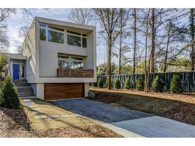 811 Belgrade Avenue NE, Atlanta, GA 30306 (MLS #5847263) :: North Atlanta Home Team