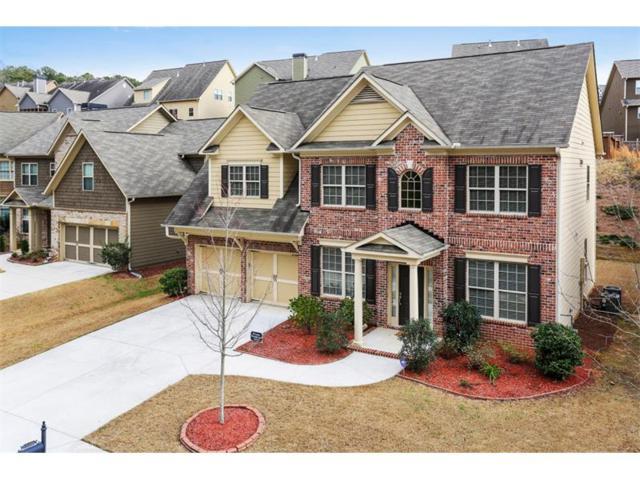 154 Dunlavin Drive, Acworth, GA 30102 (MLS #5847441) :: North Atlanta Home Team
