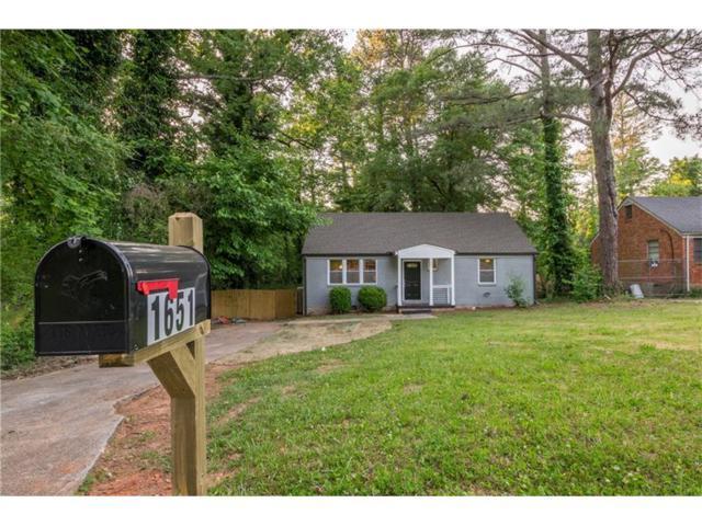 1651 Columbia Circle, Decatur, GA 30032 (MLS #5847650) :: North Atlanta Home Team