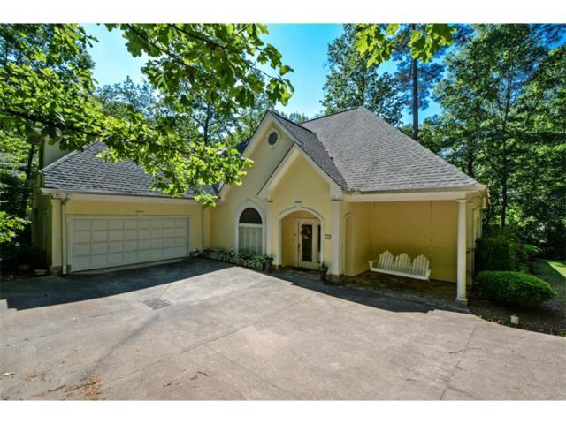124 Thrush Drive, Roswell, GA 30075 (MLS #5847766) :: North Atlanta Home Team