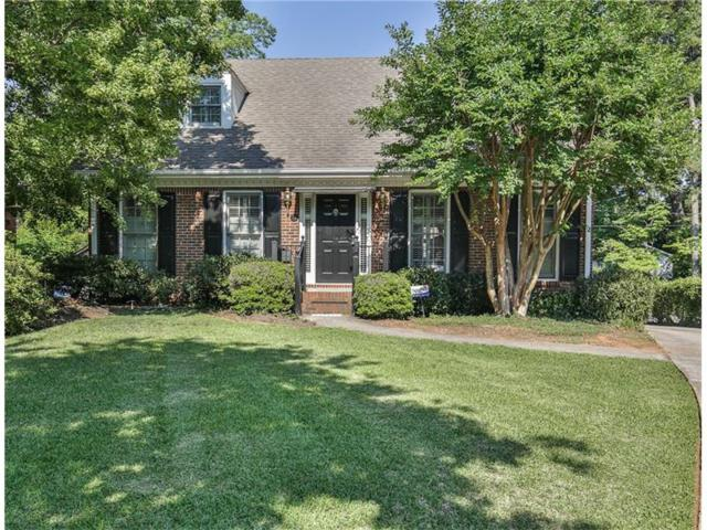34 Clarendon Avenue, Avondale Estates, GA 30002 (MLS #5847836) :: North Atlanta Home Team