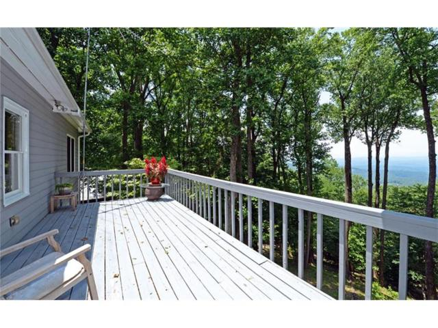 1481 Walnut Ridge, Ellijay, GA 30536 (MLS #5848230) :: North Atlanta Home Team