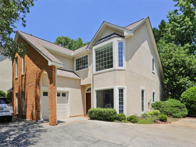 5315 Brooke Ridge Drive #5315, Dunwoody, GA 30338 (MLS #5848340) :: North Atlanta Home Team