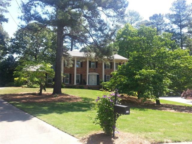 1626 Devereux Court, Dunwoody, GA 30338 (MLS #5848387) :: North Atlanta Home Team