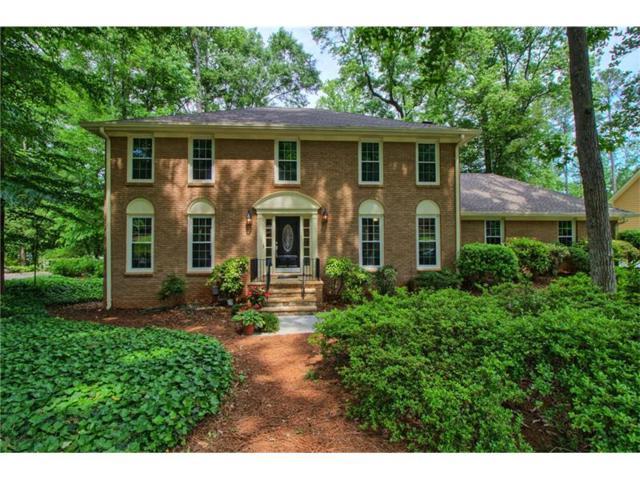 341 Old Orchard Court, Marietta, GA 30068 (MLS #5848407) :: North Atlanta Home Team