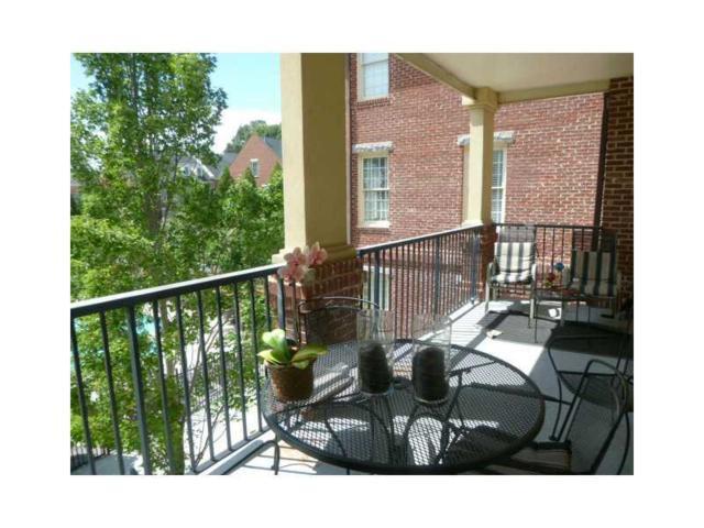 1735 Peachtree Street NE #327, Atlanta, GA 30309 (MLS #5848473) :: North Atlanta Home Team
