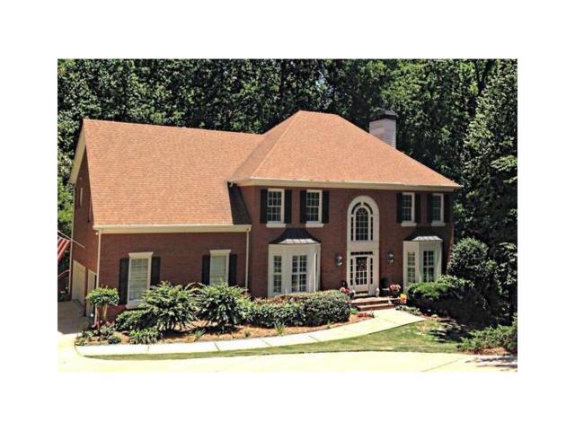 740 Sweetbrier Drive, Alpharetta, GA 30004 (MLS #5848515) :: North Atlanta Home Team