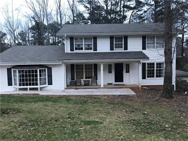 2730 Fieldstone Drive SE, Conyers, GA 30013 (MLS #5848602) :: North Atlanta Home Team