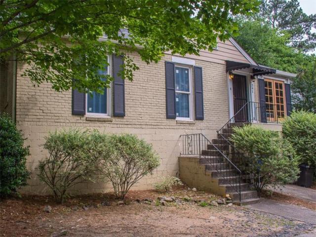 291 Deering Road NW, Atlanta, GA 30309 (MLS #5848633) :: North Atlanta Home Team