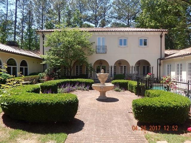 1011 Olde Towne Lane, Woodstock, GA 30189 (MLS #5848683) :: North Atlanta Home Team