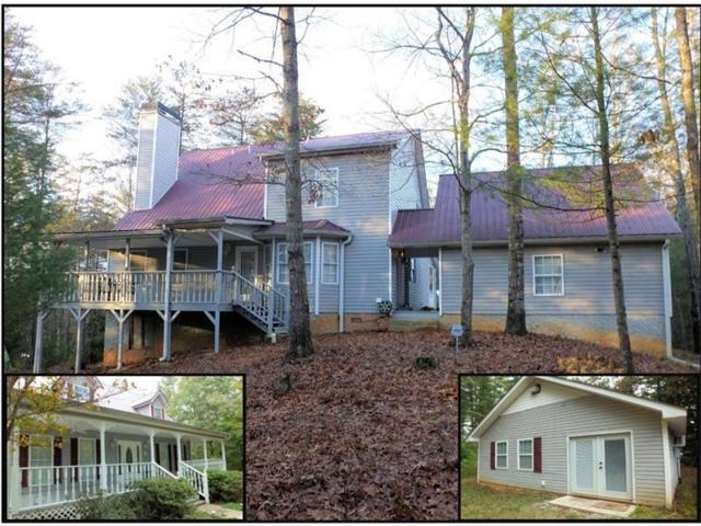657 Miles Berry Road, Dahlonega, GA 30533 (MLS #5848693) :: North Atlanta Home Team