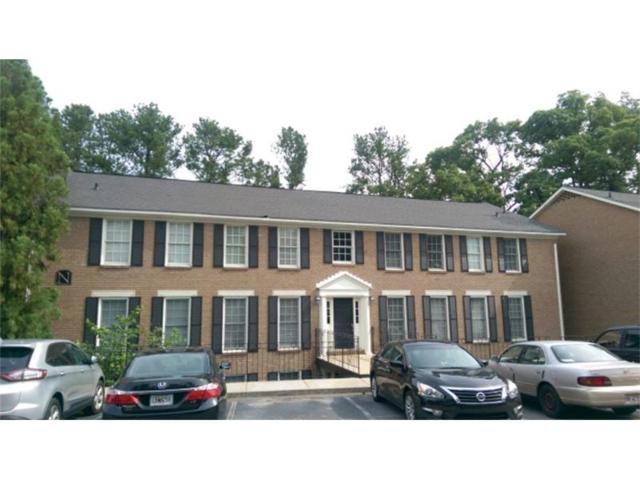 1101 Collier Road NW N4, Atlanta, GA 30318 (MLS #5848706) :: North Atlanta Home Team