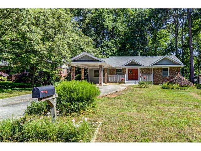3236 Burgundy Road, Decatur, GA 30033 (MLS #5848936) :: North Atlanta Home Team