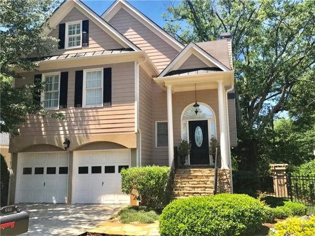 642 Sycamore Drive, Decatur, GA 30030 (MLS #5848937) :: North Atlanta Home Team