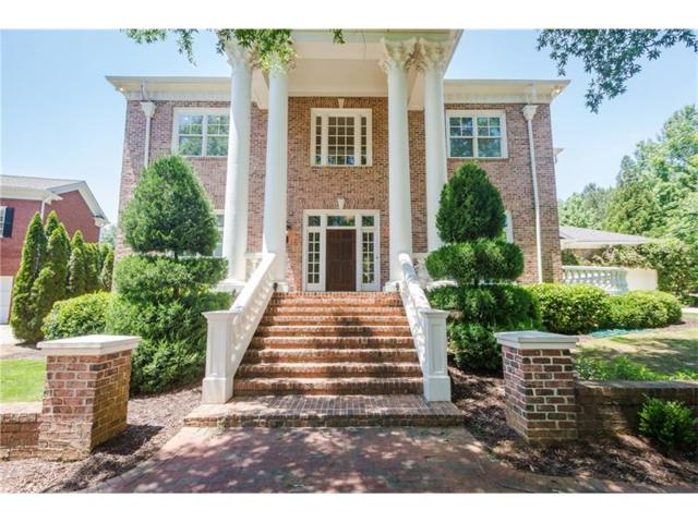 8641 Ellard Drive, Alpharetta, GA 30022 (MLS #5848965) :: North Atlanta Home Team