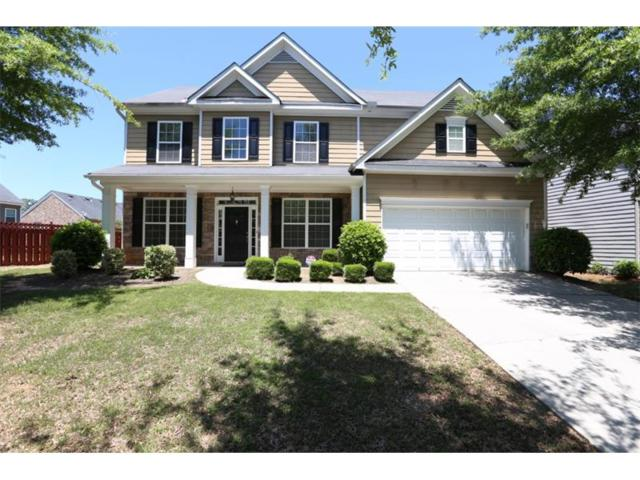8007 Applemist Drive, Fairburn, GA 30213 (MLS #5849022) :: North Atlanta Home Team