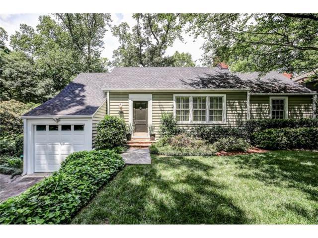 227 Woodlawn Avenue, Decatur, GA 30030 (MLS #5849051) :: North Atlanta Home Team