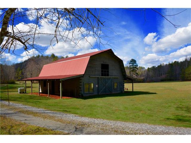LOT 18 Ridge Road, Ellijay, GA 30540 (MLS #5849074) :: North Atlanta Home Team