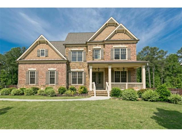 1781 Cloverhurst Lane NW, Kennesaw, GA 30152 (MLS #5849091) :: North Atlanta Home Team