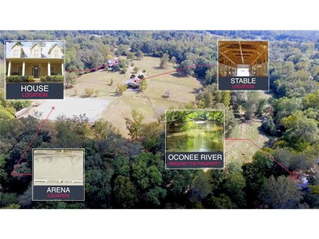 1680 Galilee Church Road, Jefferson, GA 30549 (MLS #5849209) :: North Atlanta Home Team
