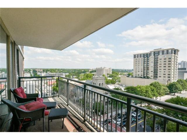 620 Peachtree Street NE #1005, Atlanta, GA 30308 (MLS #5849243) :: North Atlanta Home Team