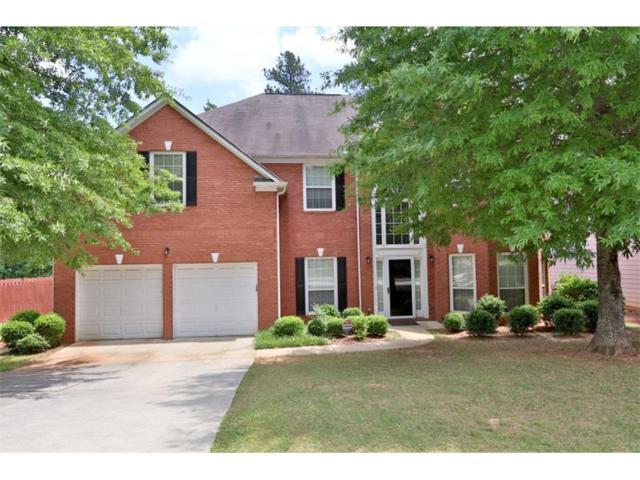 2670 Turning Leaf Drive NW, Lawrenceville, GA 30044 (MLS #5849477) :: North Atlanta Home Team
